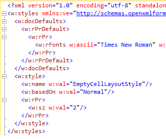 docx4java aka docx4j – OpenXML office documents in Java » jaxb
